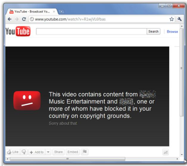 YouTube - Broadcast Yourself. - Google Chrome