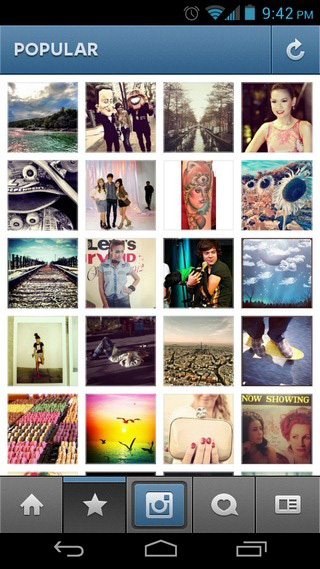 Instagram-For-Android-Popular