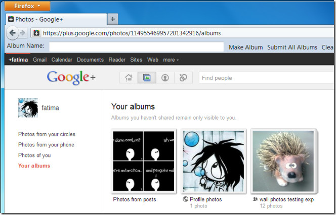 Photo Importer Google