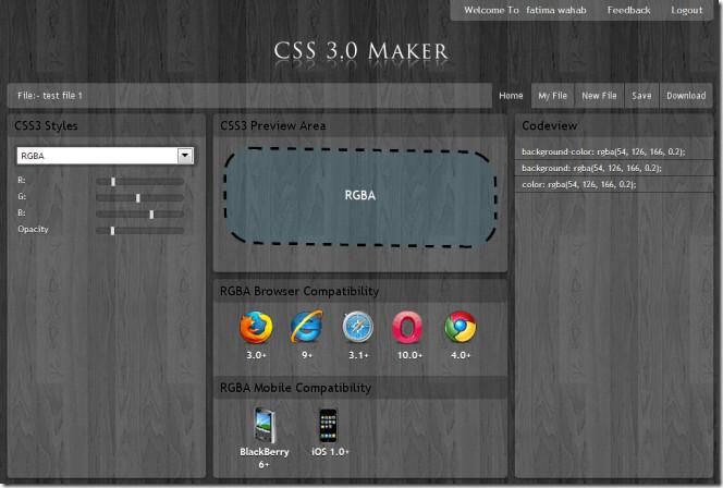 Box Shadow  CSS 3