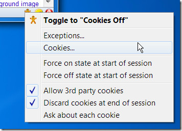Cookie Controller