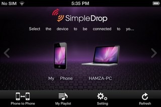SimpleDrop Devices