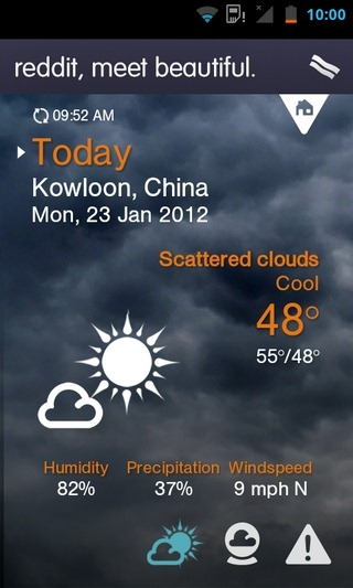 1Weather-Android-weather