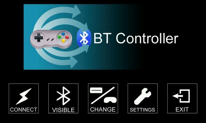 BT-Controller-Android-Home