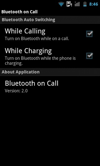 Bluetooth-on-Call-Android