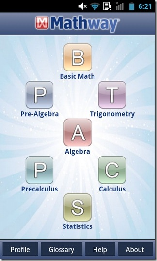 Mathway-Android-Home