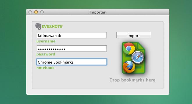 Booknote Importer