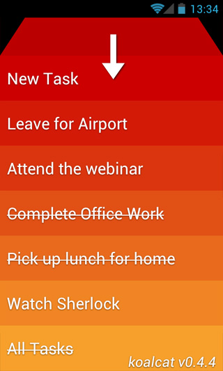 Koalcat's-Clear-Android-New-Task