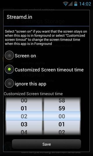 IntelliScreen-Android-Custom-Timeout