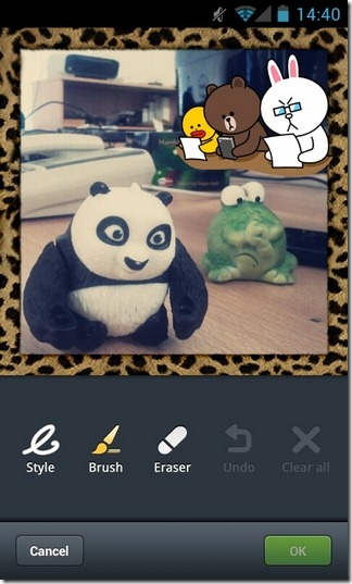 LINE-Camera-Android-Output