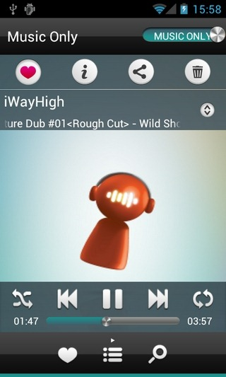 PopBot-Android-Music-Player