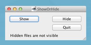 ShowOrHide