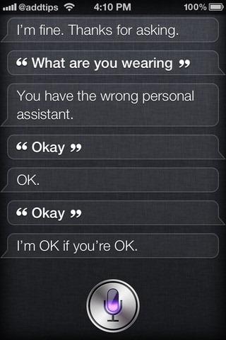 PersistentAssistant Hands-Free Siri