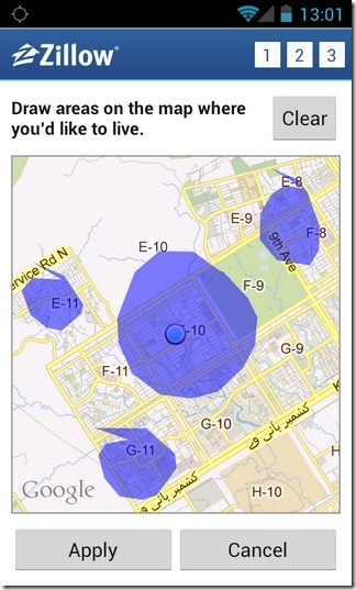 Zillow-Rentals-Android-Draw-Map