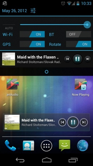 jetAudio-Android-Widgets