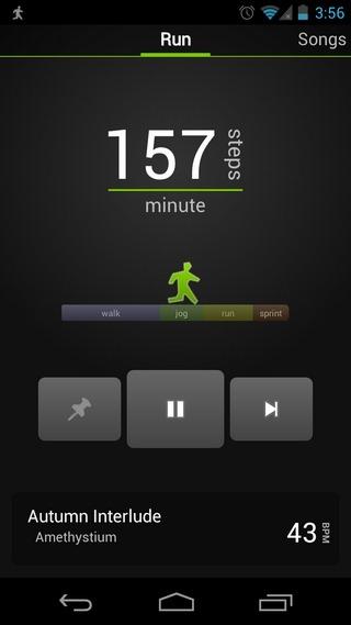 DjRun-Android-Home