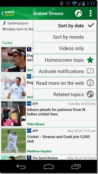Sports-Republic-Android-iOS-Sort
