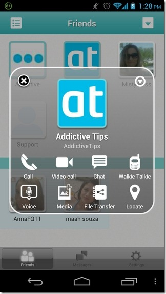 AireTalk-Android-Panel