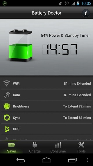 Battery-Doctor-Android-Saver