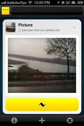 Chirp iOS Photo