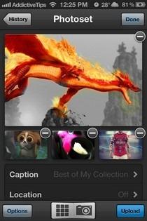 Photoset iOS Data