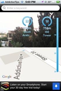 AR-MAPS iOS