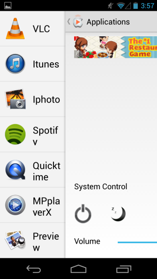 Mac Remote applications