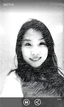 Nokia Glam Me WP Sketch