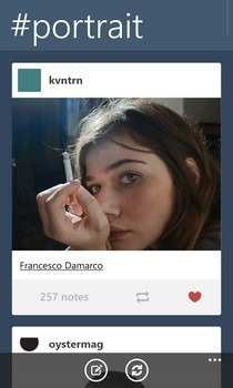 Tumblr WP Browse