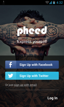 Pheed_Android