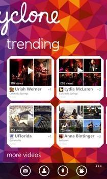 Vyclone WP Trending