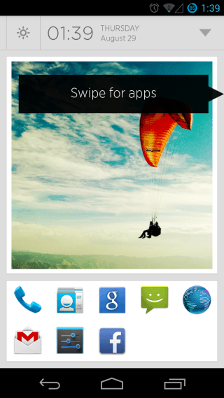 Aviate Launcher for Android Home 01