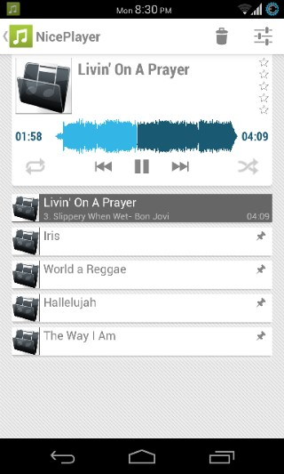 NicePlayer for Android 2