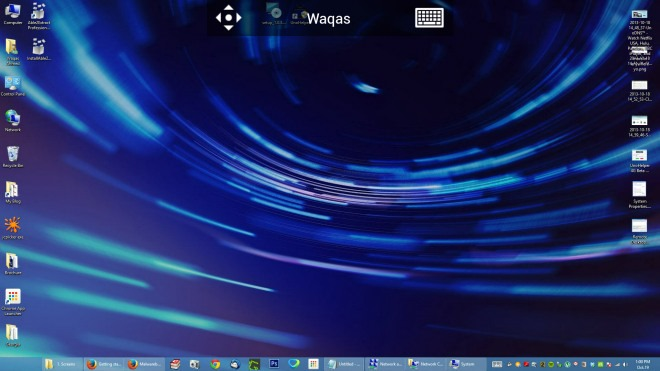 Microsoft Remote Desktop Desktop