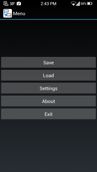 RepetiTouch Free Settings