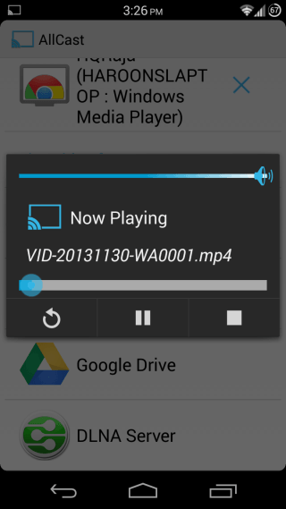 AllCast for Android 3