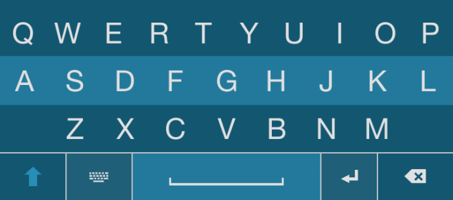 Fleksy Keyboard for Android Featured