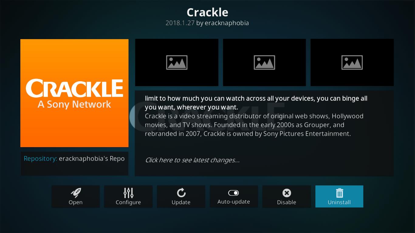 Elysium Alternatives Crackle