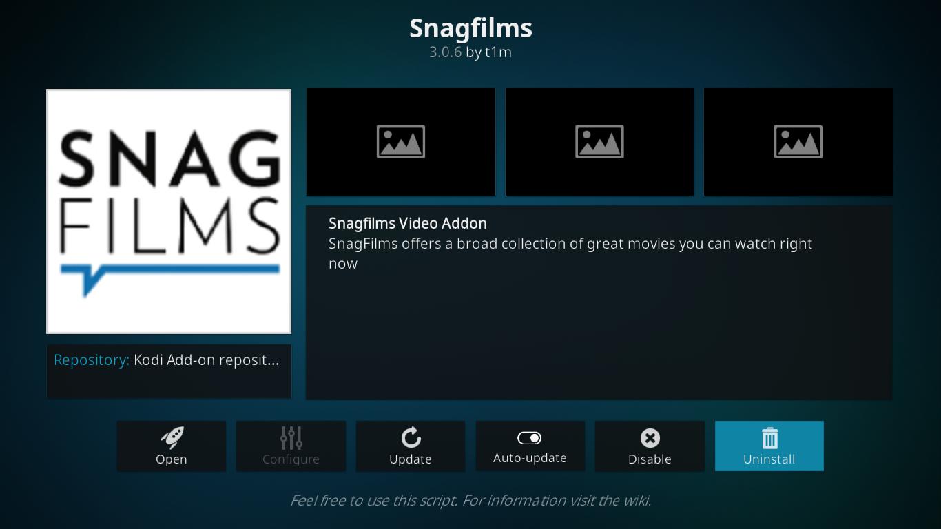 Elysium Alternatives Snag Films