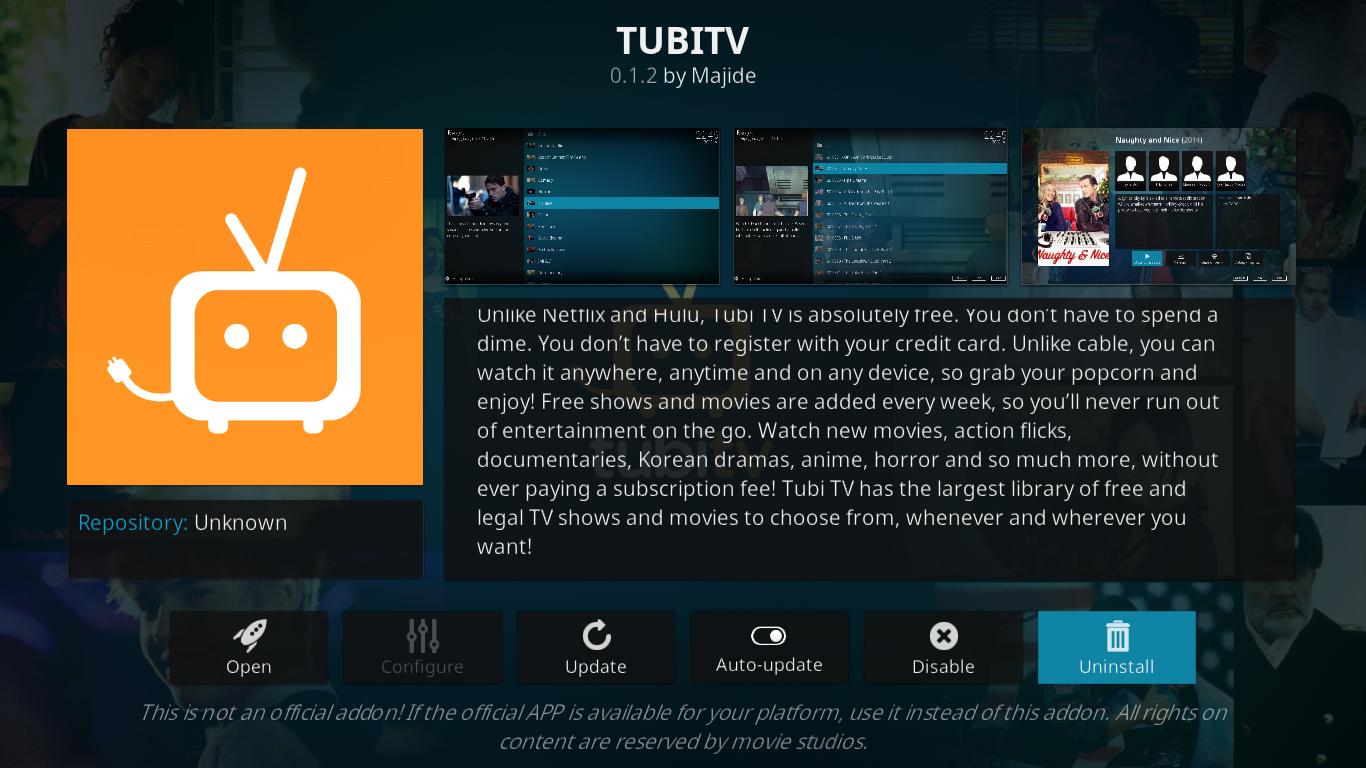 Elysium Alternatives Tubi TV